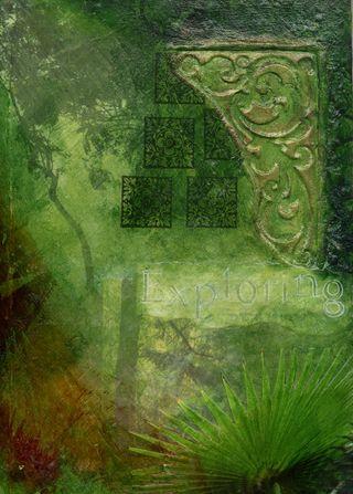 Green Exploring Book cover
