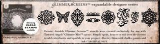 Screens - Fanciful Stencils..