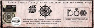 Stamps - Compass range..