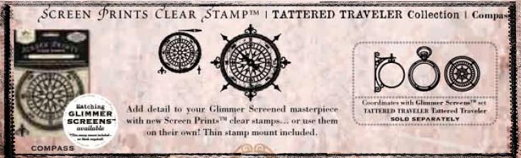 Stamps - Compass range..