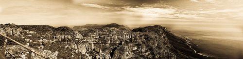 Table Mountain April 2012
